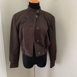 Vintage Jon Tagia crop jacket (b)